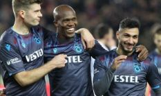 Trabzonspor Avrupa'nın devleriyle yarışıyor!