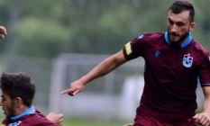 Trabzonsporlu Andusic'ten gol!