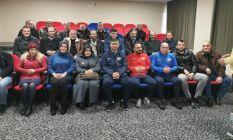 Hekimoğlu Trabzon sporcu eğitimine aileleri dahil...