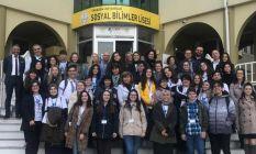 Trabzon Sosyal Bilimler Lisesi Avrupa'ya açılıyor