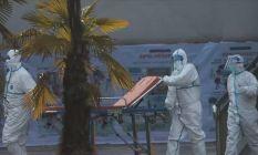Çin'de ortaya çıkan corona virüsü ABD'ye...