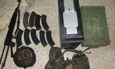Tel Abyad'da eylem hazırlığındaki 4 PKK/YPG'li...