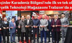 Koçinler Arçelik Teknoloji Mağazasını Trabzon'da...