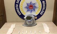 Şanlıurfa'da uyuşturucu operasyonu!