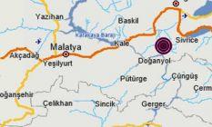 Elazığ'da üst üste depremler