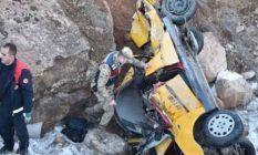 Sivas'ta trafik kazası!