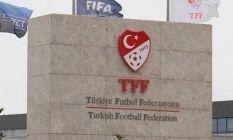 TFF'den deprem kararı