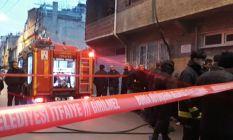 74 yaşında kadın yanarak can verdi