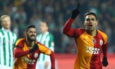 Galatasaray Konya'yı yendi