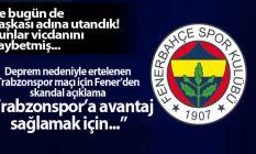 Vicdansızlıkta son nokta! Fenerbahçe'den skandal...
