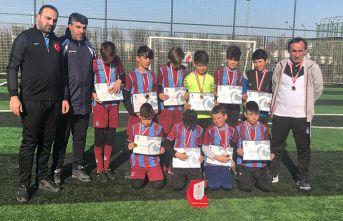 Trabzonspor Bursa'da şampiyon oldu