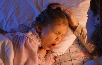Gece uykudan uyandıran kuru öksürüğe dikkat!
