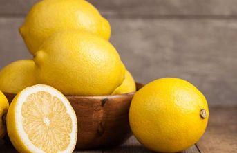 "Soğuk algınlığına karşı "" Limon"""