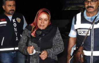 Tartıştığı eşini keserle öldüren kadının kızı verdiği ifade şaşırttı
