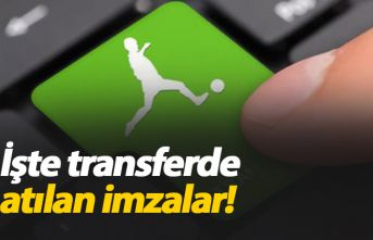 Türkiye'de 2019-2020 devre arası transferleri