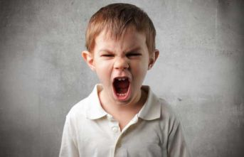 Çocuklarda öfke nöbeti neden olur? İşte cevabı...