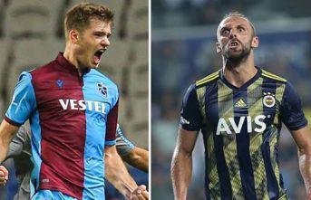 Trabzonspor - Fenrbahçe maçında bir yanda zirve diğer yanda krallık yarışı!