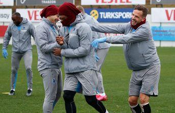Trabzonspor'da hazırlıklar tamam!