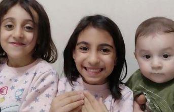 Anne ve 3 kızı yangında ölmüştü! Sebebi elektrik kontağı çıktı