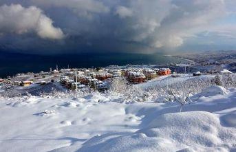Doğu Karadeniz için kar uyarısı