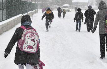 Artvin'de okullar 2 gün daha tatil