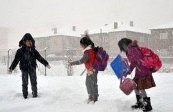 Bayburt'ta kar tatili uzatıldı