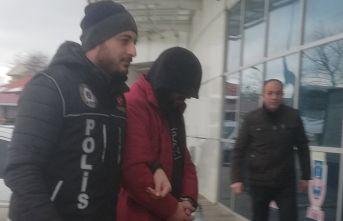 Uyuşturucudan yakalanan şahıs tutuklandı