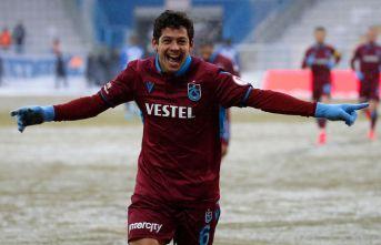Guilherme golünü attı oyundan çıktı