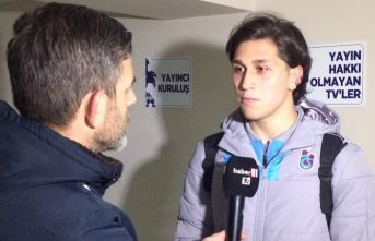 Safa Kınalı: İnşallah Trabzonspor şampiyon olacak