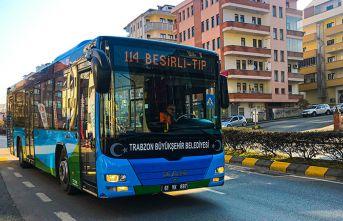 Trabzon'a gelecek yeni otobüslere erteleme!...