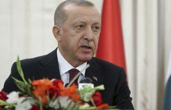 """Cumhurbaşkanı Erdoğan: """"Türkiye, Keşmir..."""