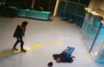 Kağızman'da amcasını öldüren gencin görüntüleri...