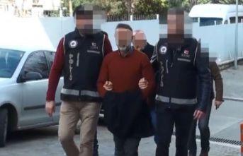 Trabzon'da tefeci iddiasıyla gözaltına alındılar...