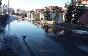 Trabzon'da isyan ettiren görüntü! Her yağış...