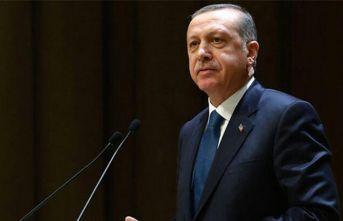 Cumhurbaşkanı Erdoğan'dan Gümüşhane mesajı