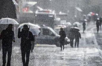 Meteoroloji'den 6 bölgeye uyarı! Şiddetli...