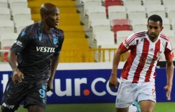 Trabzonspor, Sivasspor'a karşı üstün!
