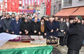 Zonguldak Valisi Bektaş'ın acı günü