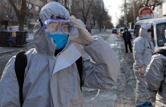 Çin'de koronovirüs'ten ölümlerde sayı...