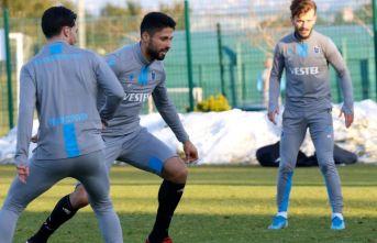 Trabzonspor'da yeniler göreve hazır