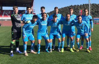Trabzonspor'un gençleri Sivasspor'u devirdi