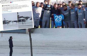 Trabzonsporlu Numan hayaline kavuştu