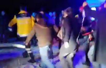 Tatvan'daki kazada ölü sayısı 3'e çıktı