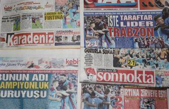 Trabzon basınından şampiyonluk sözleri