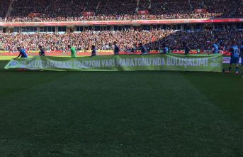 Trabzonspor maratona davet etti