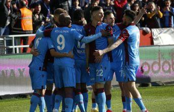 Trabzonspor, Sivasspor ile eşitledi