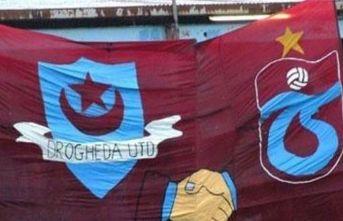 Drogheda'dan Trabzonspor'a kutlama