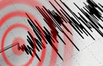 Manisa'da 5.2 büyüklüğünde deprem