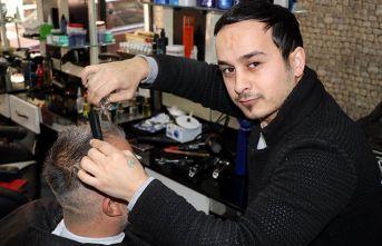 Samsun'da tıraş ücretlerine 15 TL zam