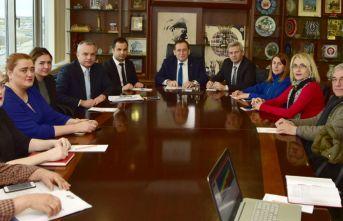 Trabzon Yatırım Adası için önemli toplantı